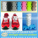 Europe hot selling bulk sale custom no tie magnetic shoelaces zubits colorful magnetic shoe closures                                                                         Quality Choice                                                     Most Popular