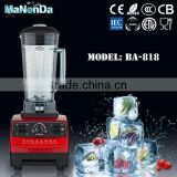 Hot Selling 220V/50Hz 27000-38000RPM 2800W sound proof cover blender