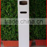 2013 Garden Supplies PVC fence New building material wood plastic composite wall decoration materials