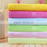 Natural Organic Bamboo Fiber Pure Cotton Import Towel for Bath Towel                                                                         Quality Choice