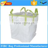 hotsale plastic fibc bulk bag pp woven fertilizer packaging ton bag