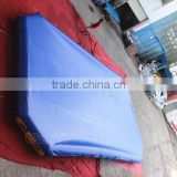 inflatable adult square swimming water pool with pool cover