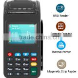 Handheld Mobile POS Terminal support 1d/2d barcode QR code scanner                                                                         Quality Choice