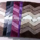Cotton Shaggy Bath Mat Rug for living room                                                                                                         Supplier's Choice