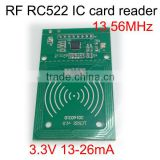 Factory price RF module for IC card mifare1 S50 mifare1 S70 mifare UltraLight mifare Pro mifare Desfire 13.56MHz