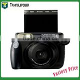 Fuji Fujifilm Instax 210 Wide Camera Black Instant Photo Polaroid Film