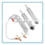 2x65ml disposable dual high pressure syringes injector for MRI Seacrown Medical Zenith C60