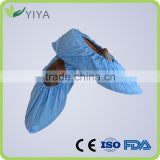 good quality Disposable PE/CPE Machine Made Shoe Cover Overshoe with FDA,CE,ISO Standard
