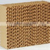 Honeycomb evaporative cooling pad for greenhouse and poultry with CE