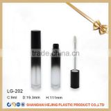 9ml lip gloss container with shadow finish for liquid lipstick use