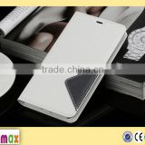 2015 Fashion Ultra Slim OEM Design Pattern Real PU leather case for nokia lumia 630 mobile phone accessories