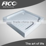 Fico HG-016, enameled steel shower tray