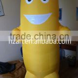 Giant Inflatable Banana Costume for Advertising Decoration