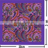 brand handkerchief, design handkerchief for cotton handkerchief, hand embroidery handkerchiefDPS010