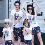 OEM Service Loose Style Cotton T-Shirt Blank Sublimation T Shirt