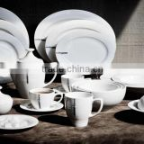 Classical Hotel Ware & Restaurant Crockery Porcelain Tableware