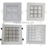 led grille panel light , 4X1W LED Ceiling Light