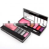 Europe and the United States sell like hot cakes cardboard 4 color cosmetic box, beautiful fashion eye shadow box