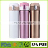 large Insulated vacuum stainless steel water bottle thermos hydro flask