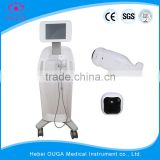 Back Tightening Hifu Safety Slimming High Focused Ultrasonic Machine Salon Beauty Equipment
