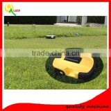2016 New Products Hot Sale High Quality Wifi Intelligent Electric Patent Automatic Supoman Robot Lawn Mower/robot Mower Prices