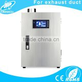 Air cleaner with ozone spray disinfection ,ozone generator in centre air conditioner duct