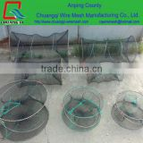 2016 Anping green round octopus crab traps lobster trap hexagonal wire mesh cage supplier
