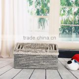 high grade wooden laundry basket with sets