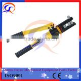 plastic carrying case multi-function hydraulic cable lug crimping tool for crimping terminal