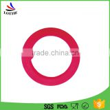Customized Food grade silicone rubber O-ring seal,silicone Spare Parts High Quality Silicone Seal.