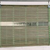 Indoor bamboo rolling blinds and curtains