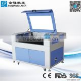 Plywood / MDF / Acrylic laser cutting and engraving machine / laser machine engraving and cutting non metals JQ 9060