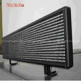 LED scrolling sign message display board advertising /support multi-languages