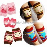 Baby Kids Safety Crawling Elbow Knee Pads Protector Leg Warmer