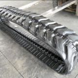 Excavator Rubber Track (400*72.5W*74) for Construction Machinery