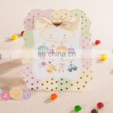 Baby Shower 6007 Children Birthday Party Invitation Card