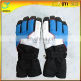 Top Level Classic Design Waterproof Snowboarding Gloves