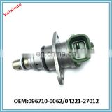 More stock goods Avensis 2.0 FUEL PUMP SUCTION CONTROL VALVES 096710-0052 096710-0062