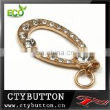 (CTY-ZP033) custom metal zipper puller