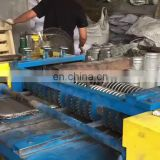 Recycled air conditioner cutting separating machine