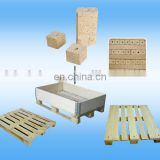 Good Quality Wood Block Hot Extruder Machine/Wood Block Machine