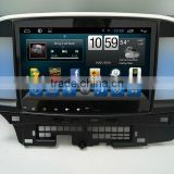 Wholesale Car DVD Player Navigation for Mitsubishi Lancer EX with 3G/Bluetooth/GPS/Radio