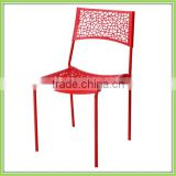 Hot New Products for 2016 Outdoor Comfortable Modern Chair Stackable Home Furniture Cheaper Price Plastic Chair
