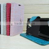 Card Slot Croco Leather Case for samsung galaxy s4/i9500