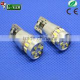 Sider Marker Width Lamp Gauge Bulbs led interior lamp T10 18smd 3014 auto car canbus error free light