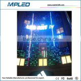 DIY shape stage led display led wall as advertising components