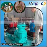 Hot! 200-300k/h Electric or Diesel poultry feed pellet machine/poultry feed pellet production line