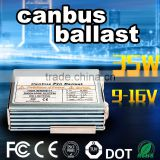 Large promotion!high quality 12V AC lamp hid xenon EMC ballast , 35w xenon hid light CNBUS ballast lamp headlights