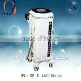 VY-E80 Multifunctional E-light&excimer Laser Eye Line Removal Beauty Equipment Skin Rejuvenation