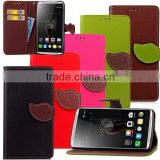 Card Holder TPU leather Case for Lenovo Vibe X3, for Lenovo Vibe X3 phone case